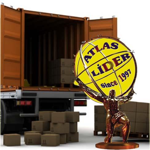 Kadıköy evden eve taşımacılık